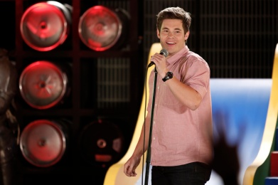 Adam DeVine is now hosting his own stand-up/sketch comedy show on Comedy Central. Photo/TYLER GOLDEN