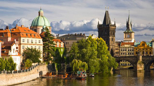 Prague, one of many study abroad destinations available to IUSB students. (Photo/Provided)
