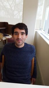 "Pedro Rubio: ""It's festive. It gives a good sense of community."""
