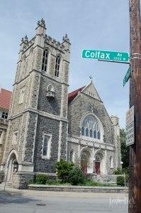 St. Paul's Memorial United Methodist Church, 1001 W Colfax Ave PHOTO/Leah Fick