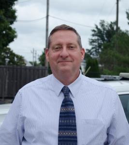 Kurt Matz, Indiana University South Bend's new police chief. PHOTO / LEAH FICK