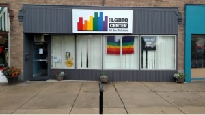 The LGBTQ Center is located on Mishawaka Avenue. PHOTO/BRANDON GROVES